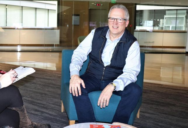 OpenSquare Senior Vice President Mark Conway
