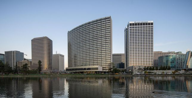 Oakland office 300 Lakeside Drive