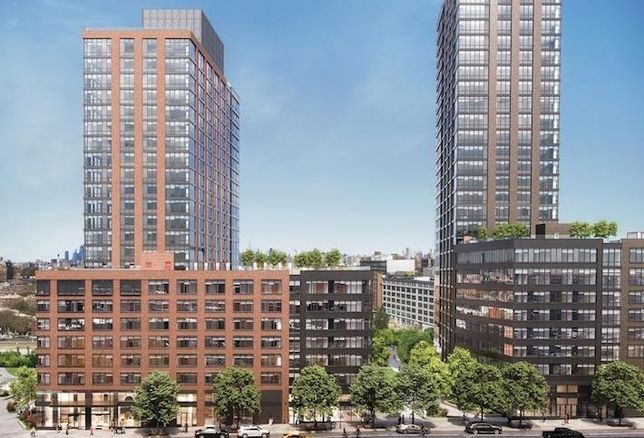 Revealed: New Renderings For Pacific Park Residences And Public Space