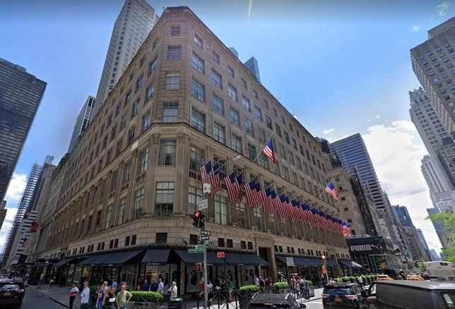 Saks Fifth Avenue Flagship's Value Has Fallen 60% in 5 Years