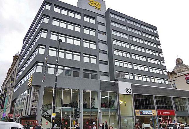 Kames Ponders £40M Manchester Spec Office Scheme