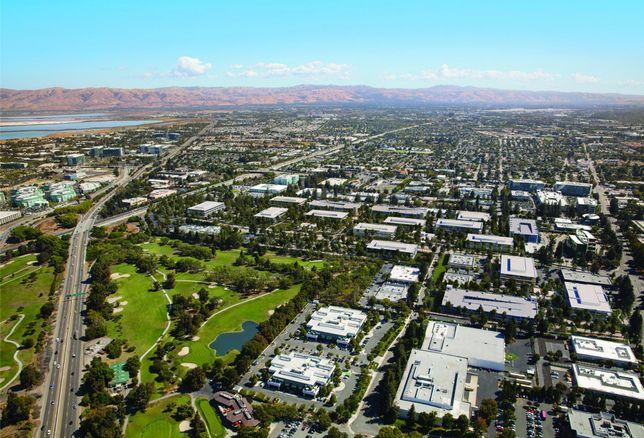 Sunnyvale Aerial rendering