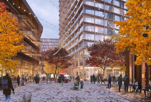 Harvard Picks Tishman Speyer To Develop First Phase Of Research Campus In Allston