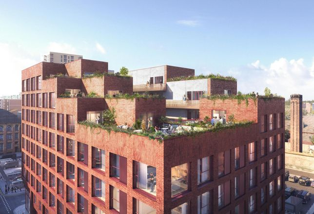 Developer Far East Consortium plans  80 high quality new homes at Addington Street, New Cross, Manchester.