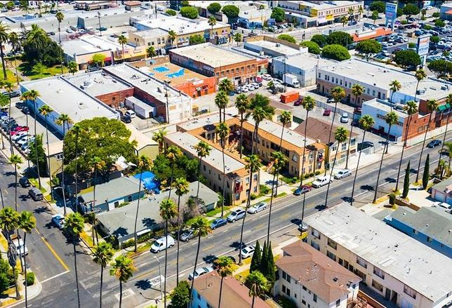 The Wilmington portfolio in Los Angeles