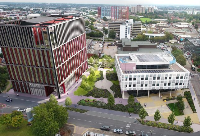 Bruntwood Opts For An Even Bigger Gamble At Innovation Birmingham