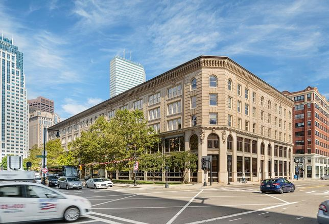 Invesco Doubles Its Money In Leather District Office Sale To Blackstone