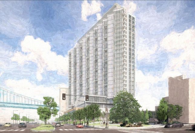 Durst Org Plans 25-Story Tower On Centuries-Old Shipyard Site