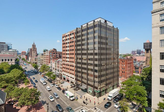 Copley Square Office Sells For $128M