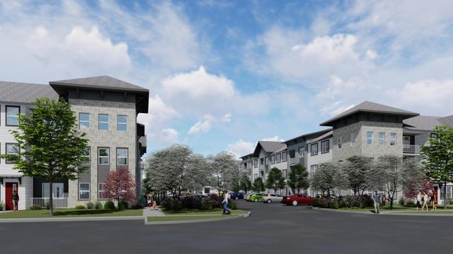 St. Mark Village is a $55M affordable housing community that is planned for Westminster.