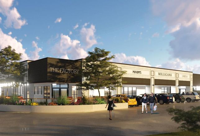 Addison Retail Center Prestonwood Place Launching Major Value-Add Play