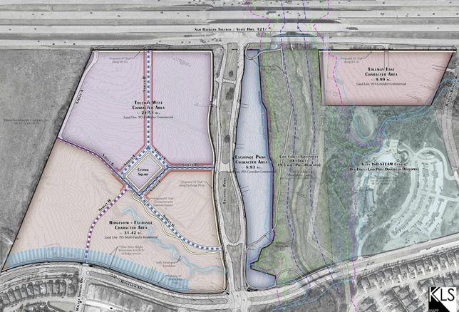 Allen Approves 75-Acre 121 Corridor Mixed-Use Development