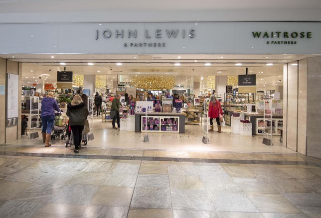 john lewis department store uk