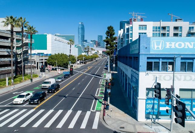 Oak Investment Fund plans to build a mixed-use boutique hotel, retail and cannabis dispensary in an opportunity zone area in the South Park district of downtown Los Angeles