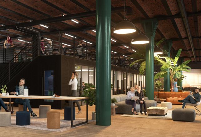 Cool Tech Firms Turn Up The Temperature On Manchester Offices