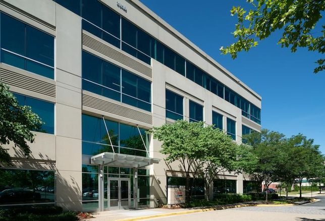 The office building at 20130 Lakeview Center Plaza in Ashburn