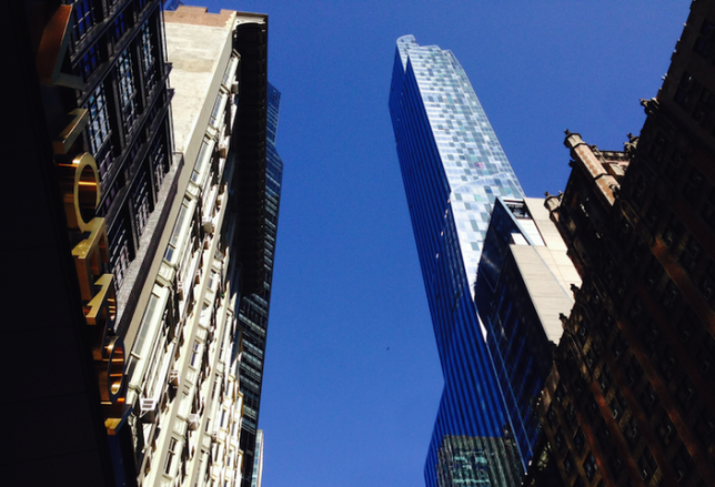 Height of Luxury: The New 57th Street