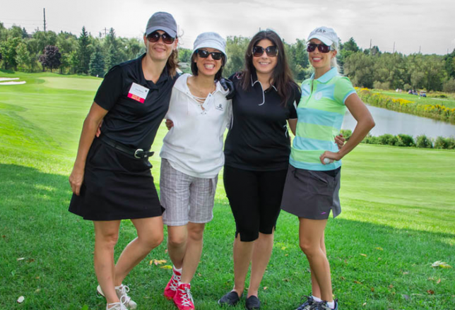 CRE Women Come Out Swinging