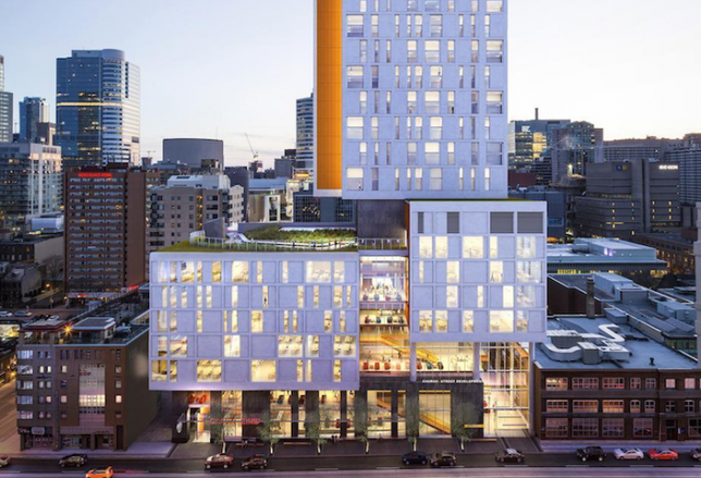 What Ryerson Has Planned For Church Street