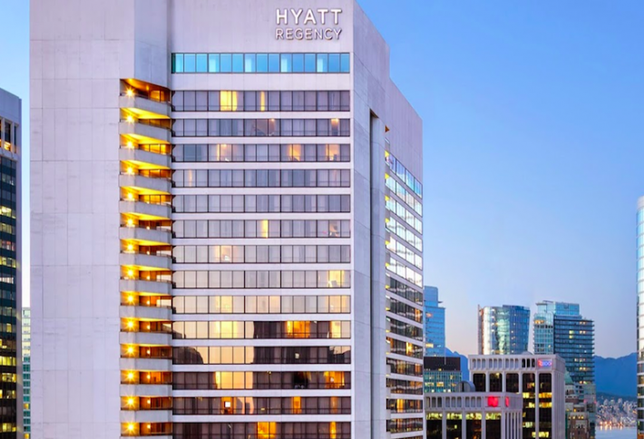InnVest Acquires Hyatt Regency Vancouver