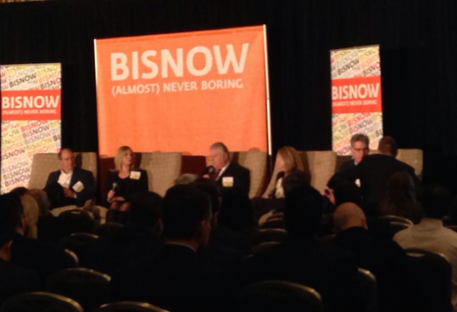 BOSTON: Bisnow Multifamily Summit, in Tweets