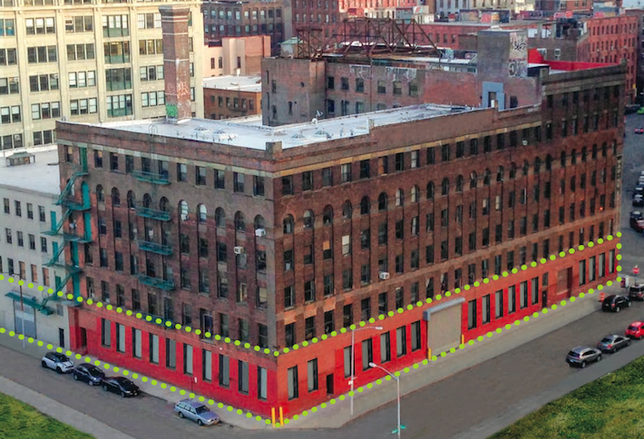 Dumbo Building's Kushner-esque Transformation