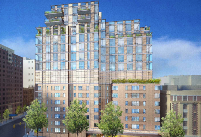Mystery: Eight More Floors for 711 West End Ave?