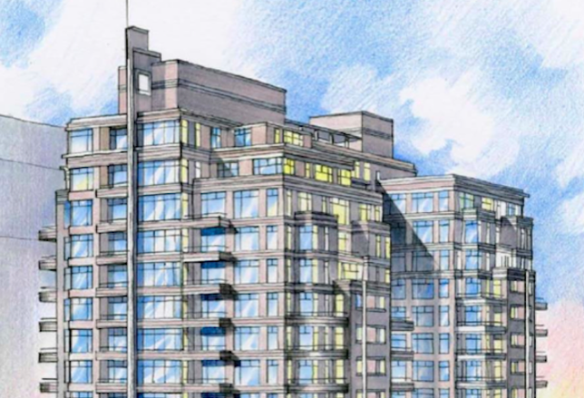 Woodmont Triangle May Get Another New Development