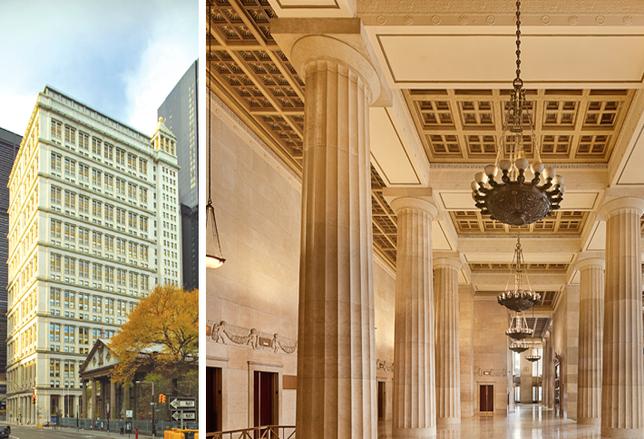 Tribeca Staple Nobu Heads for Wall Street