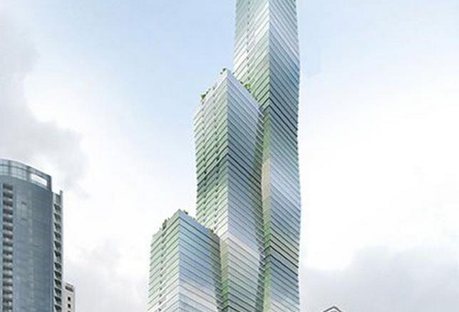 Magellan Unveils Proposal for Even Taller Wanda Tower