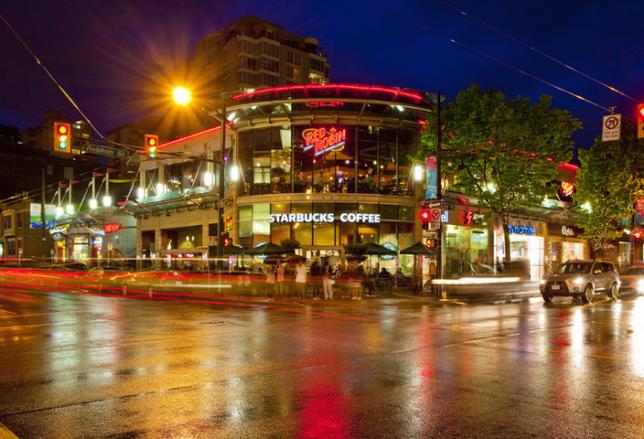 Aritzia Plans To Grow Robson Street Footprint