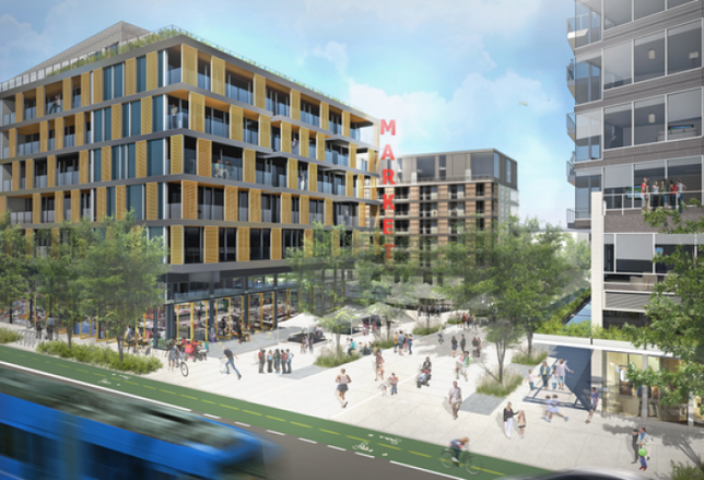 Gerding Edlen Wins Development Competition