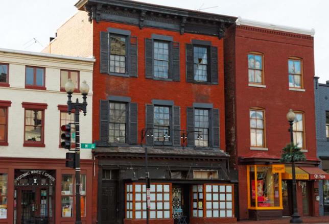 Georgetown Landmark Gets Second Life