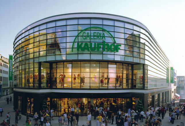 HBC Buys German Department Store Group Galeria Kaufhof