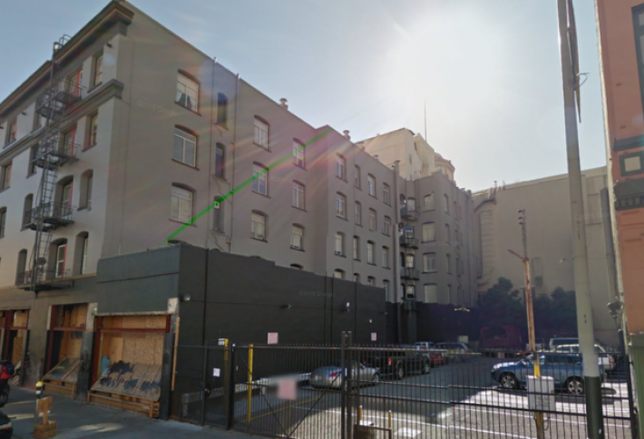 Mosser Capital Pitching 70-Unit Project in the Tenderloin