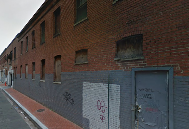 110-Unit Mixed-Use Building Could be Next for Shaw