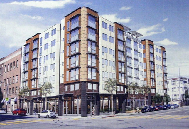 Market Rate Project at 16th and South Van Ness Going Fully Affordable