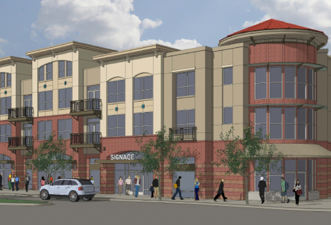Modern Mixed-Use Breaks Ground in San Bruno