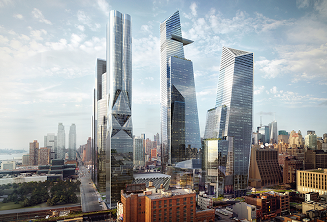 Related's 10 Hudson Yards Approaches Full Occupancy