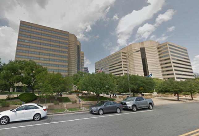 The current HQ of the TSA in Pentagon City, Arlington.