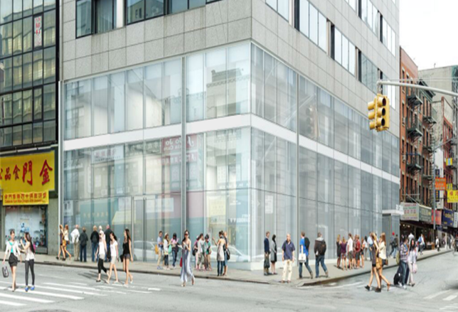 Bisnow Scoop: Andrew Chung Back With $44M Canal Street Deal