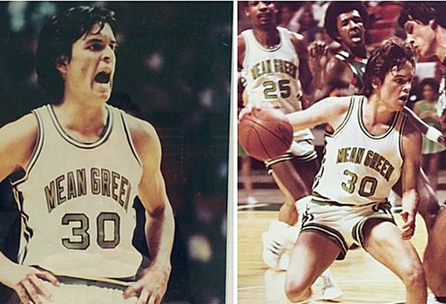 Pat Hicks Named to UNT Hall of Fame