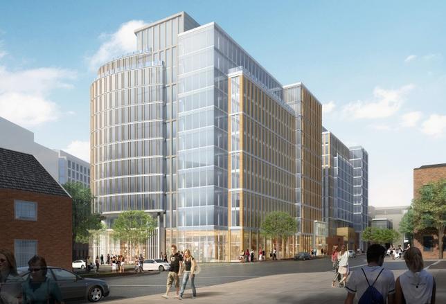 Breaking: The Advisory Board Chooses DC, Douglas Development