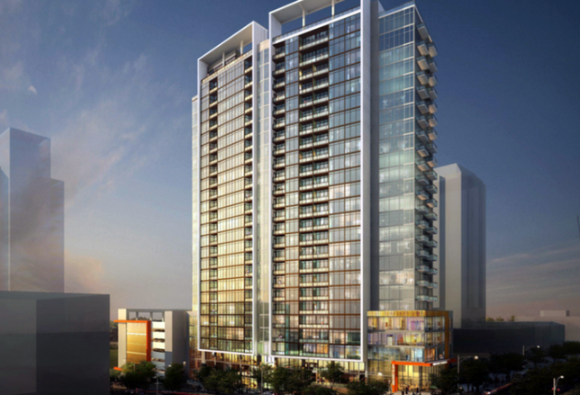 JPX Works, AMLI File Permits for Midtown Projects