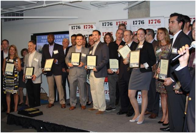 Trending 40: Top Tech CFOs Party Pics