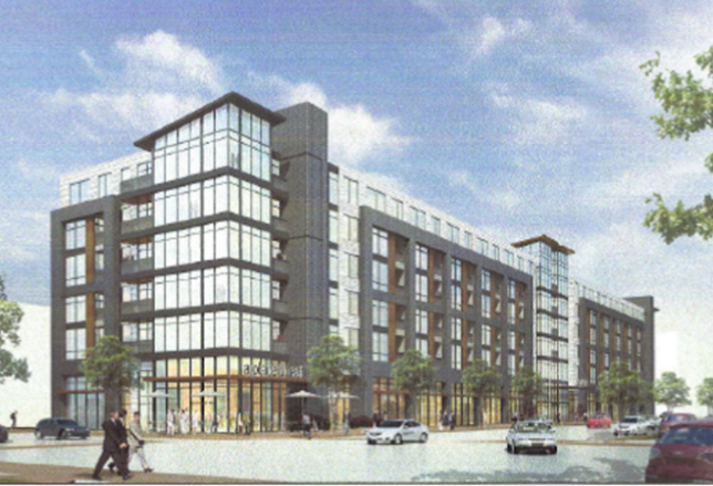 Mixed-Use Development in Arlington Up For Approval