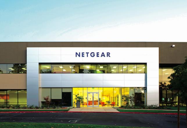Netgear Inks Big Renewal in San Jose