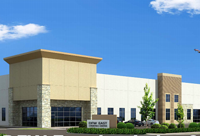 Exclusive: Bradford Starts 260k SF DFW Airport Project