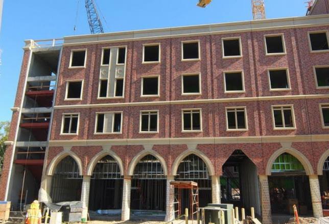 Drone Video: USC's $650M Construction Project