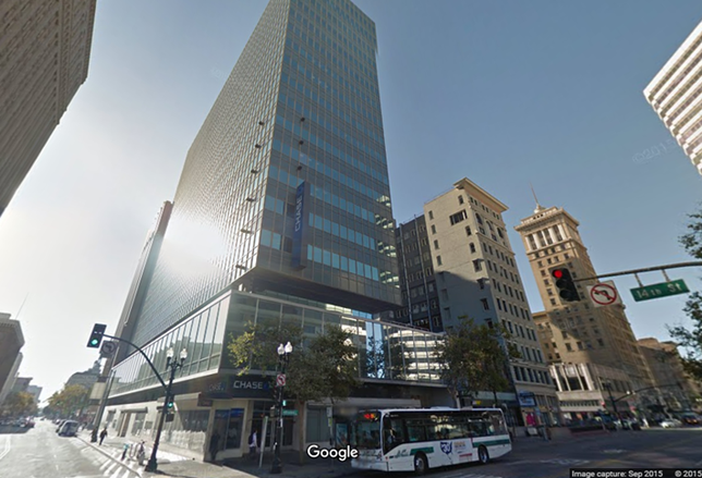TMG Partners to Enter Oakland Market with Office Tower Buy